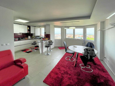 Apartment 3 camere, 115 mp., ULTRAFINISAT LUX