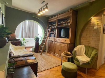 Apartament 4 camere, 79 mp., zona FLORA